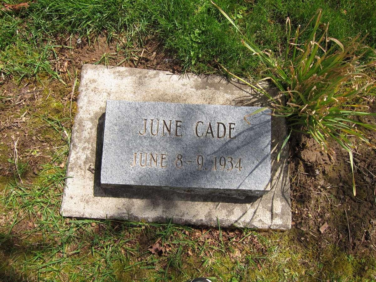 June Cade