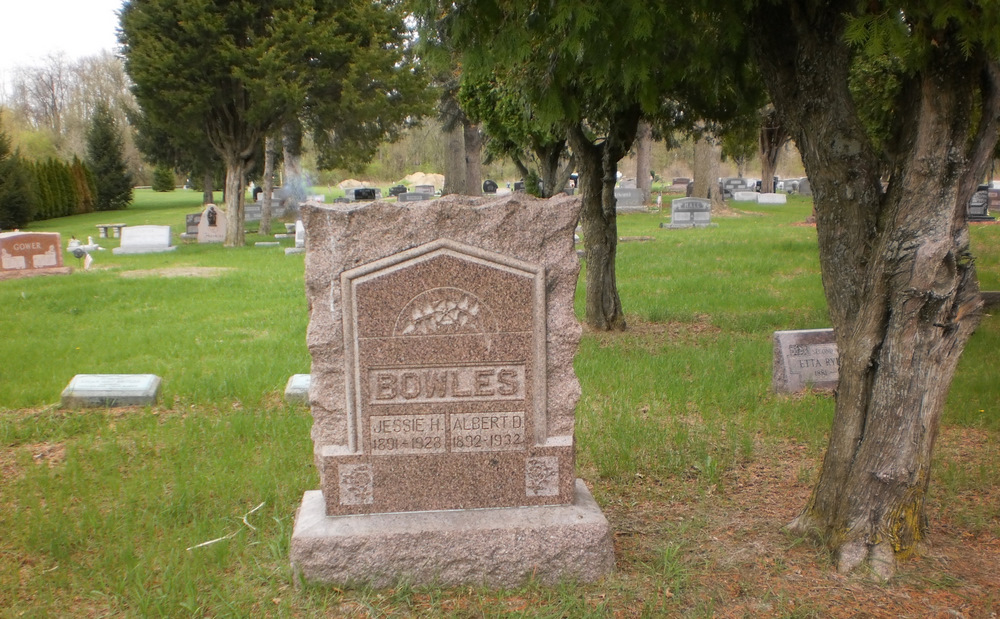 Jessie Helena <i>Shippee</i> Bowles