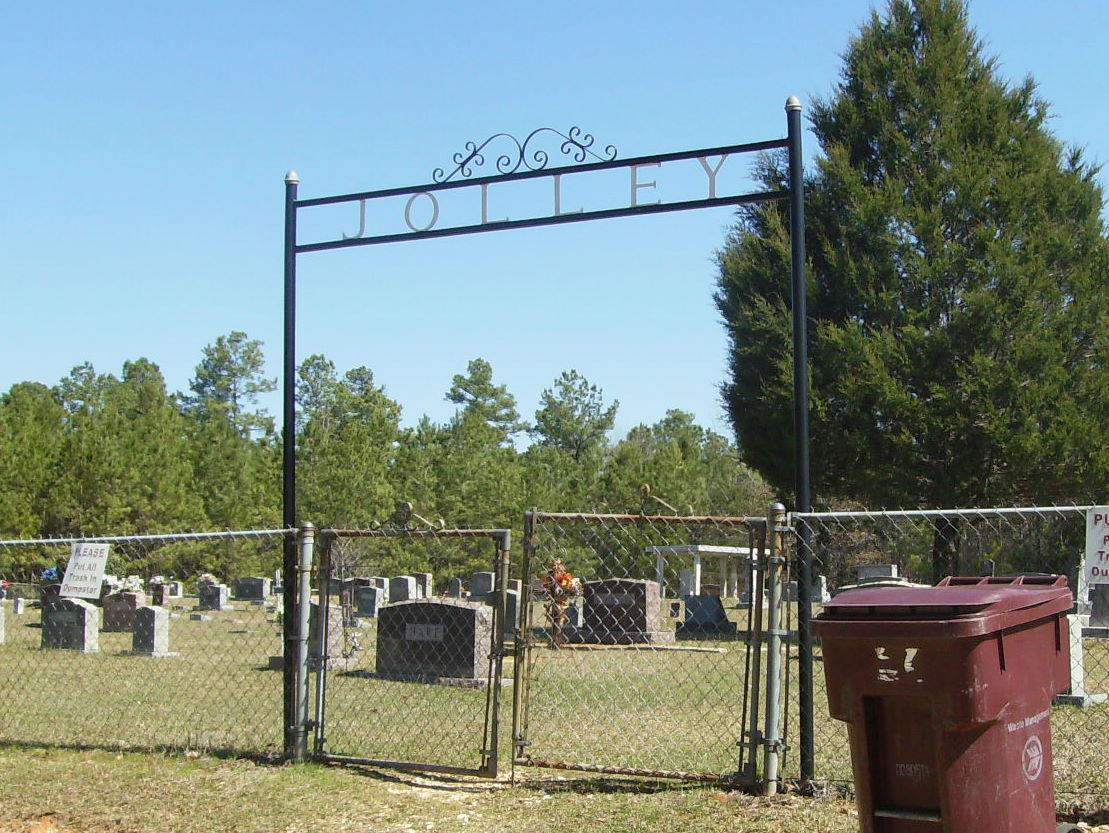Jolley Chapel Cemetery