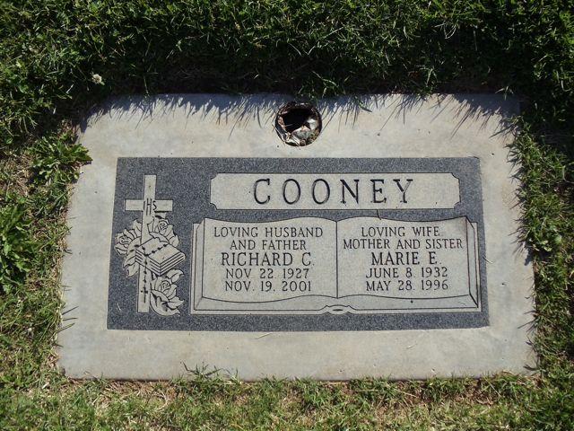 Marie Evelyn <i>Borba</i> Cooney