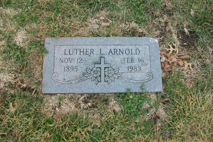 Luther Lewis Arnold