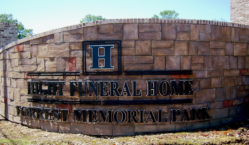 Forrest Memorial Park