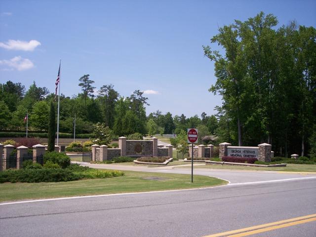 Georgia Veterans Memorial Cemetery