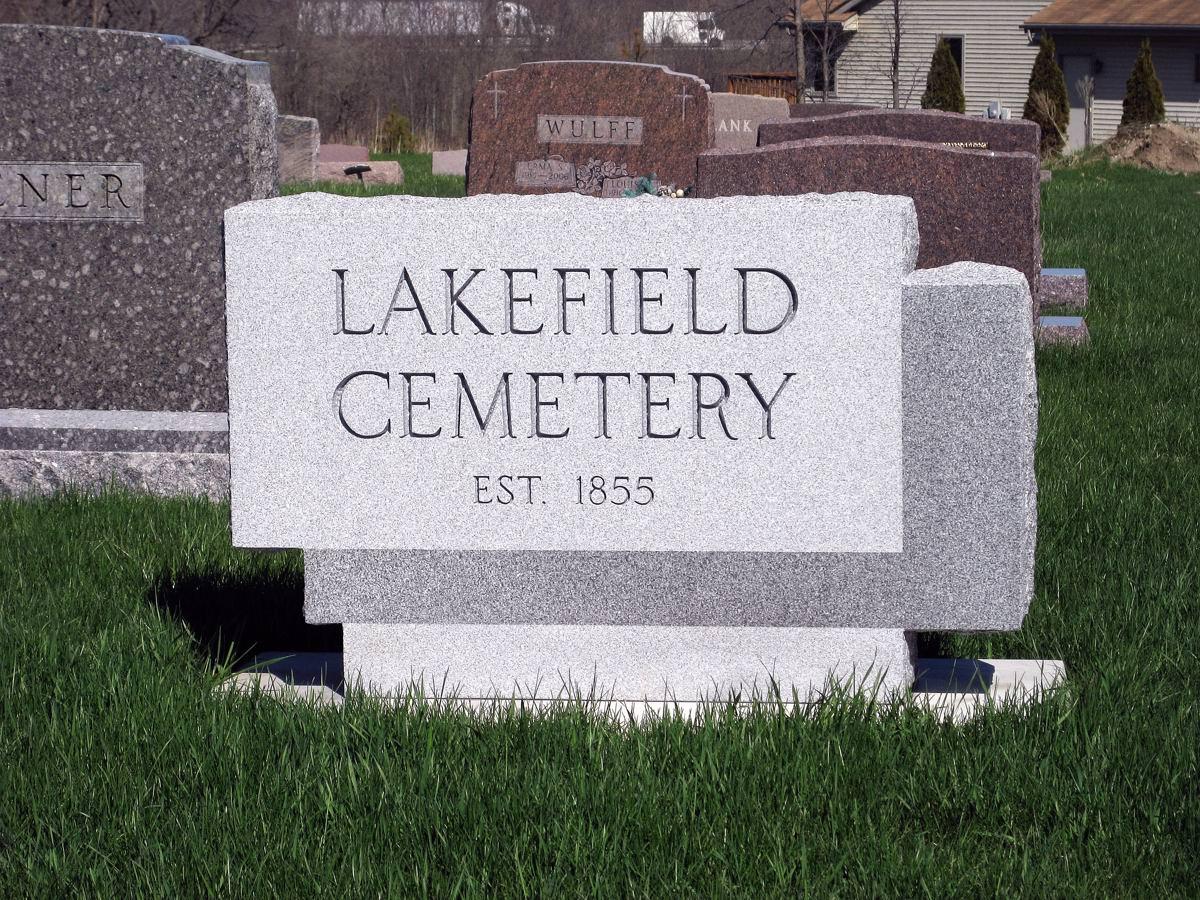 Lakefield Cemetery