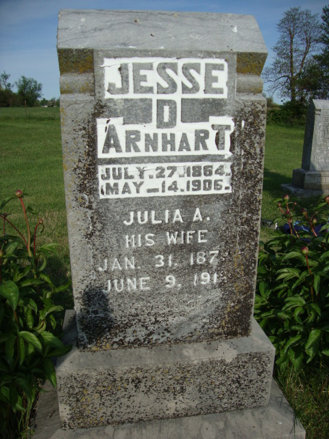 Julia Ann <i>Rogers</i> Arnhart
