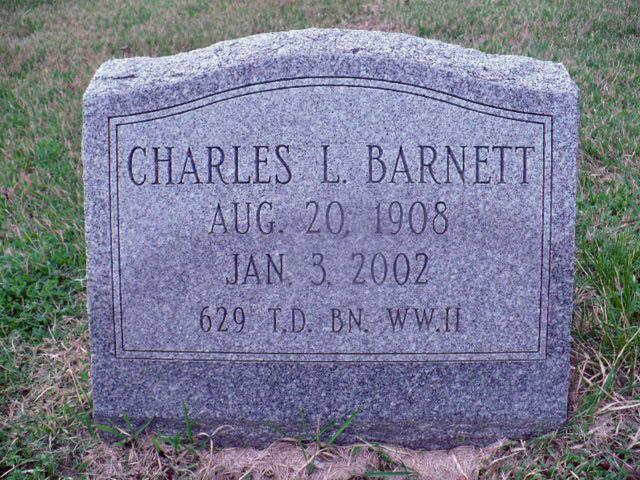 Charles Lester Barnett