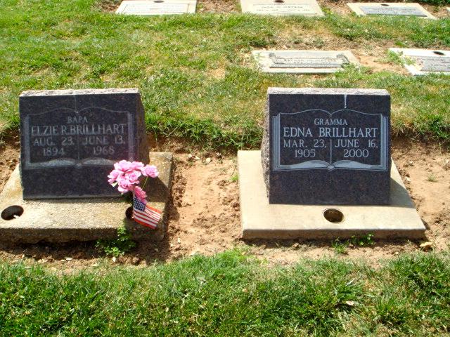 Edna <i>Frank</i> Brillhart