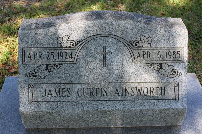 James Curtis Ainsworth