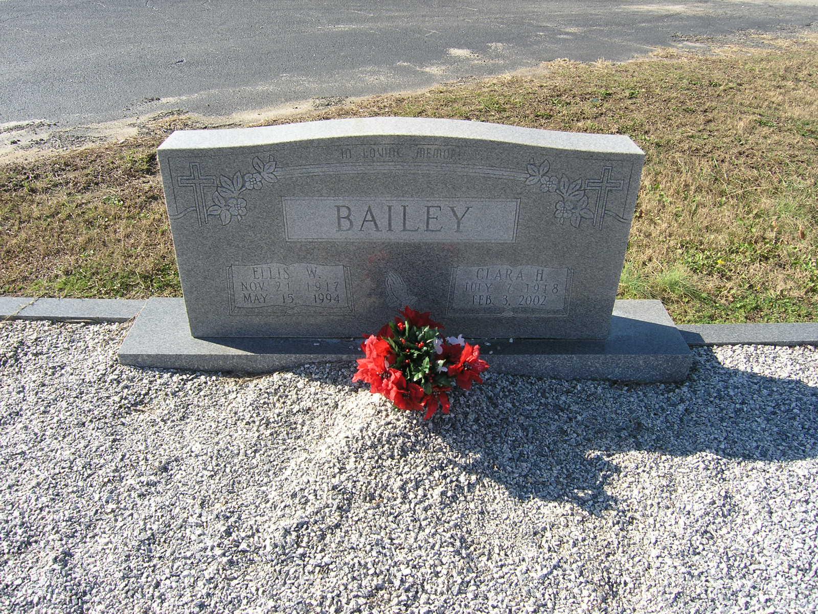 Ellis Workman Bailey
