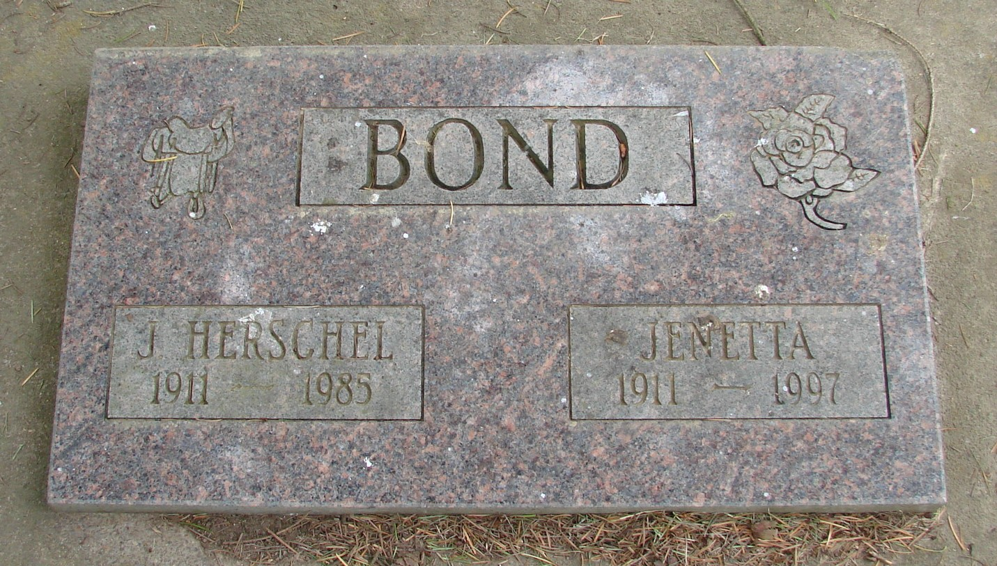 James Herschel Bond