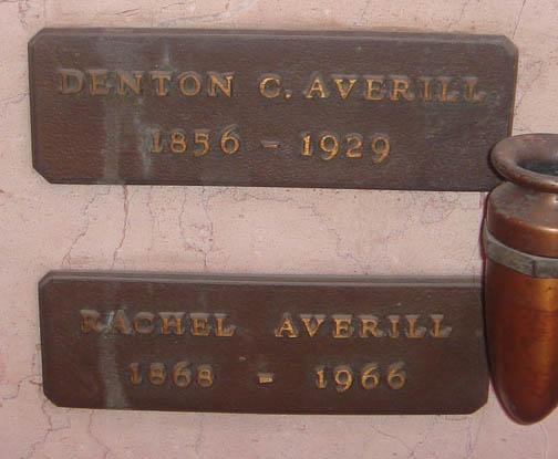 Denton Cecil Averill