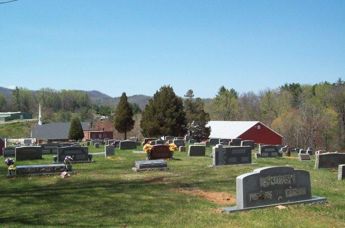 Grassy Creek Baptist Church Cemetery