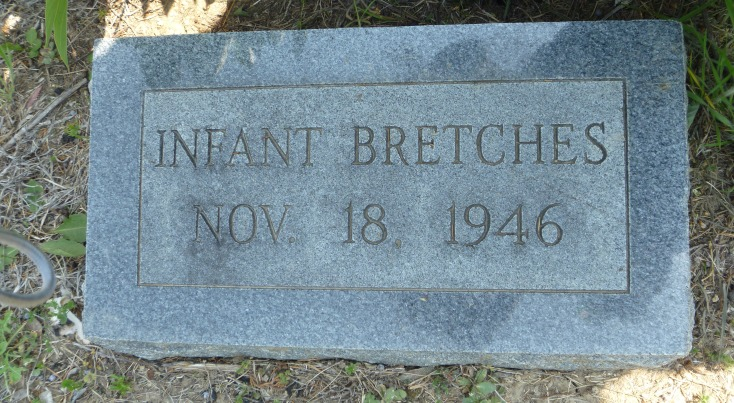Stillborn Daughter Bretches