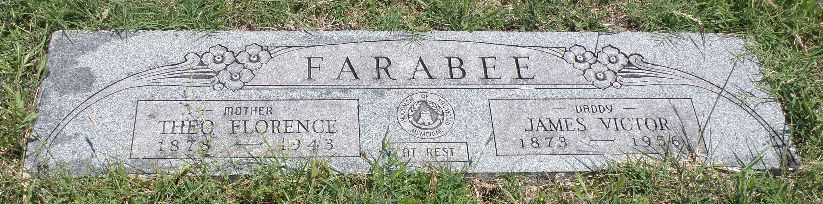 James Victor Farabee