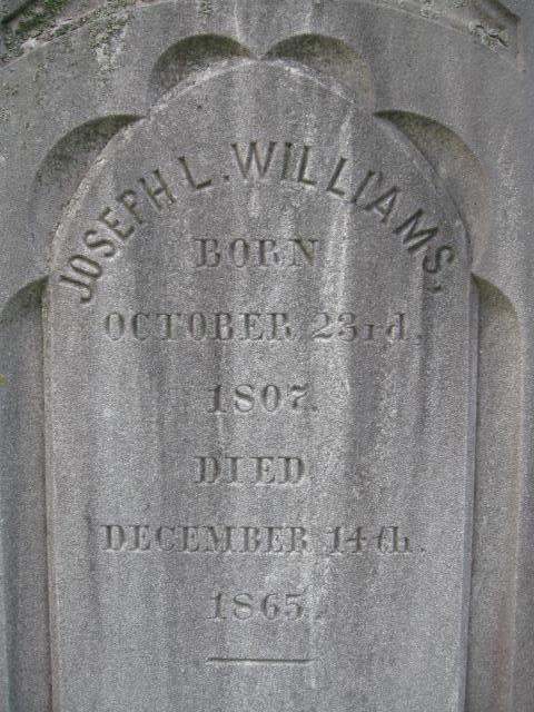 Joseph Lanier Williams