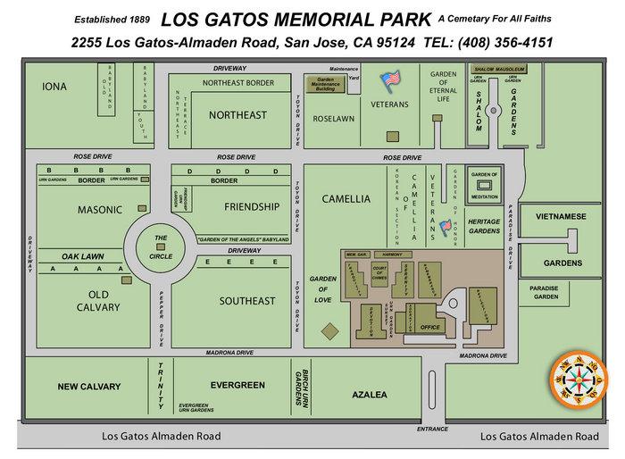 Los Gatos Memorial Park