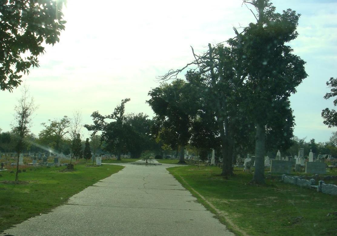 Saint John's Cemetery