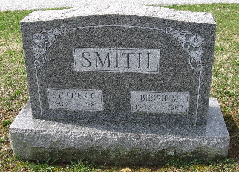 Bessie M. <i>Miller</i> Smith