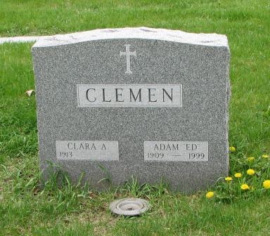 Adam J. Ed Clemen