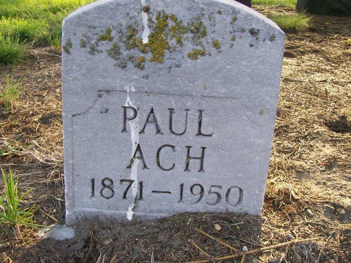 Paul Arch/Ach