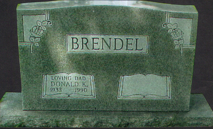 Donald Kent Brendel