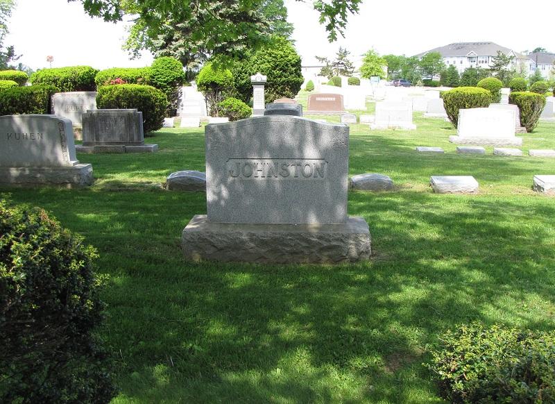 Mary Elizabeth <i>Hildinger</i> Johnston
