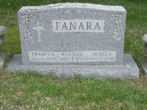 Rossolino Russell Fanara