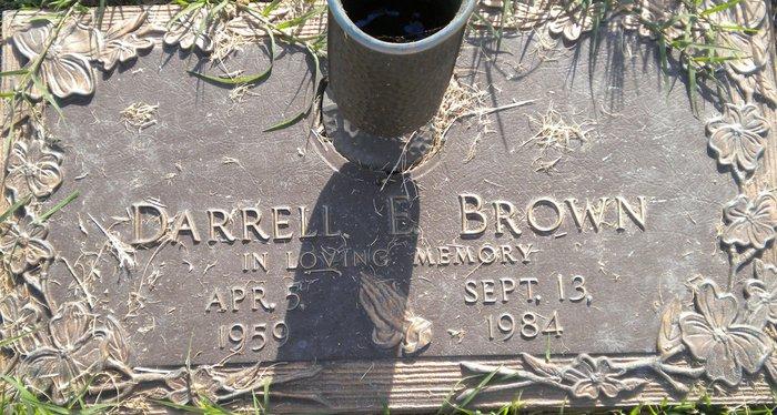 Darrell Eugene Brown
