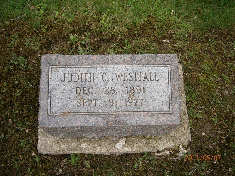 Judith Frances <i>Colvin</i> Westfall