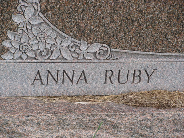 Anna Ruby <i>Anderson</i> Basye