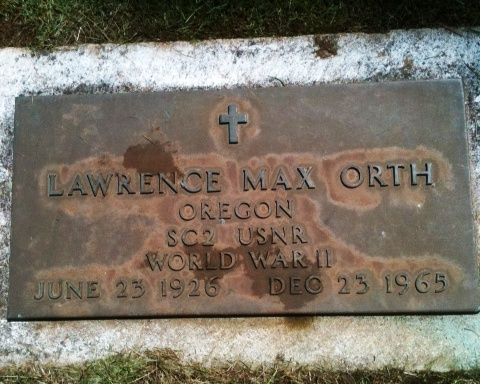 Lawrence Max Orth
