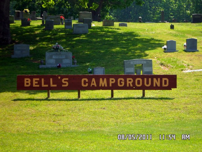 Bells Campground Cemetery
