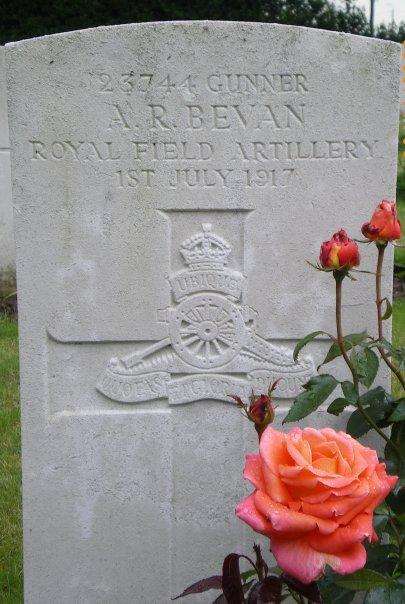 A R Bevan