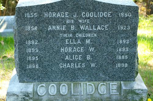 Annie <i>Wallace</i> Coolidge