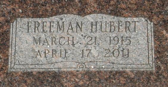 Freeman H Boeck