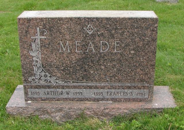 Arthur W Meade