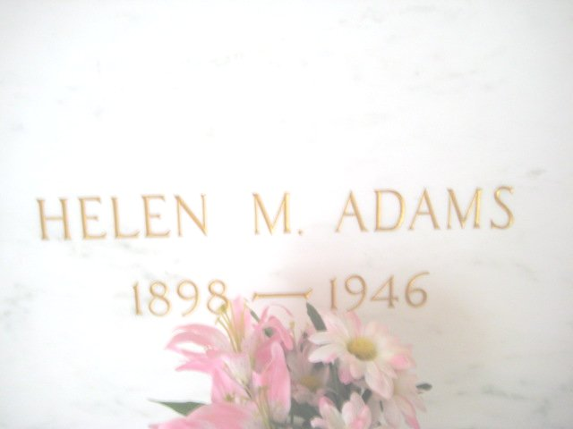 Helen Bryant <i>Miller</i> Adams