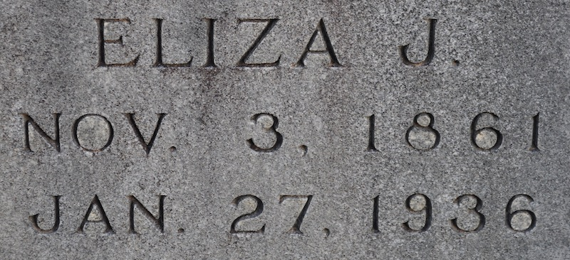 Eliza Jane <i>Jordan</i> Childs