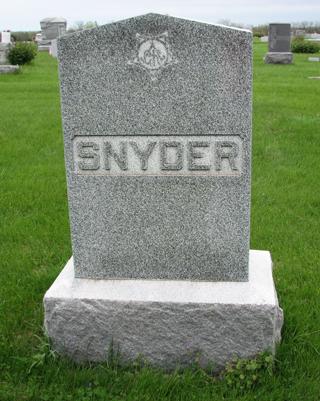 Benjamin F. Snyder