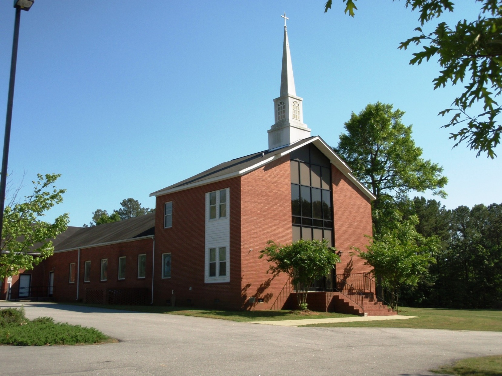 Saint Mary Freewill Baptist Church Cemetery