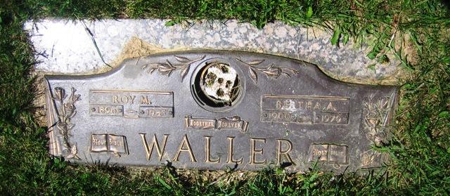 Roy M Waller