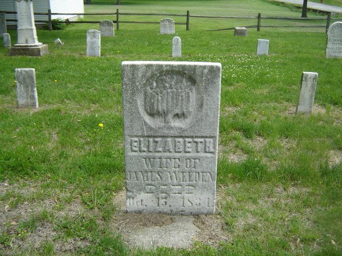 Elizabeth Weeden