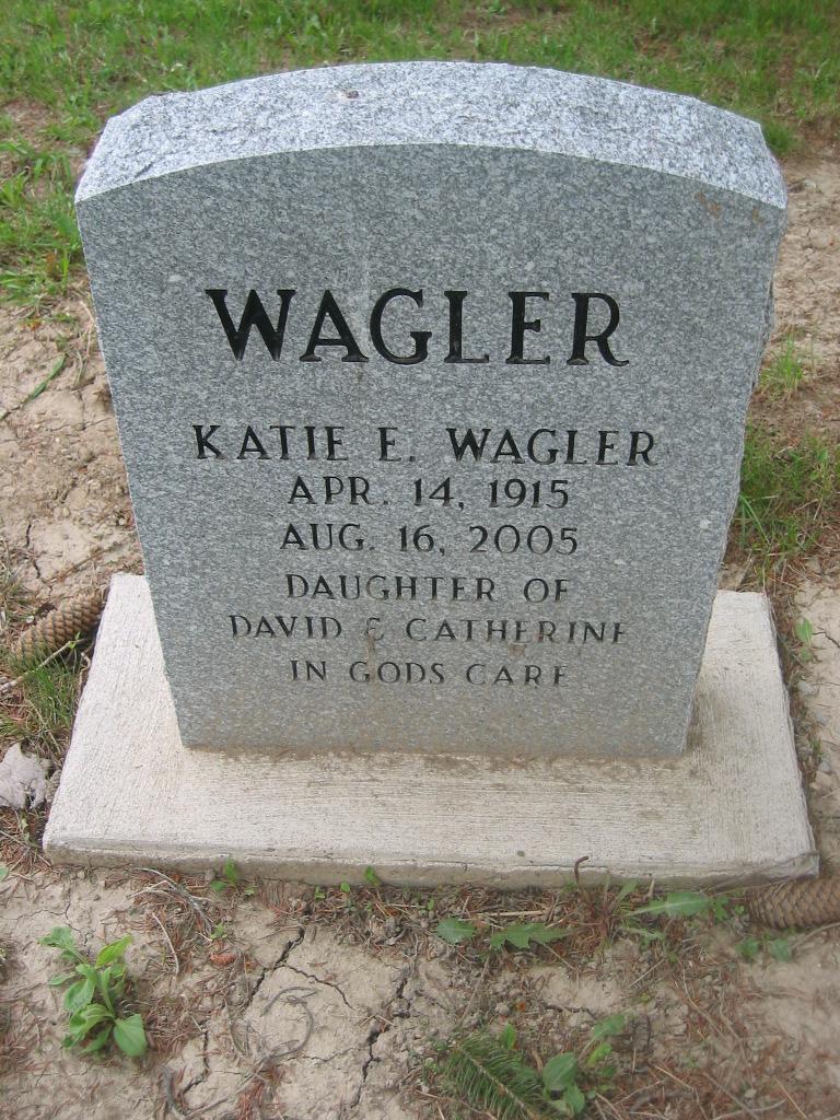 Katie E. Wagler