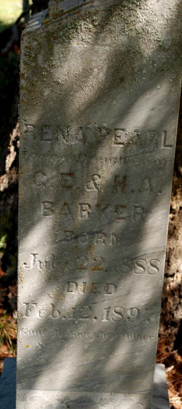 Rena Pearl Barker