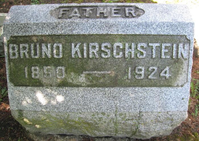 Bruno Julius Wilhelm Kirschstein