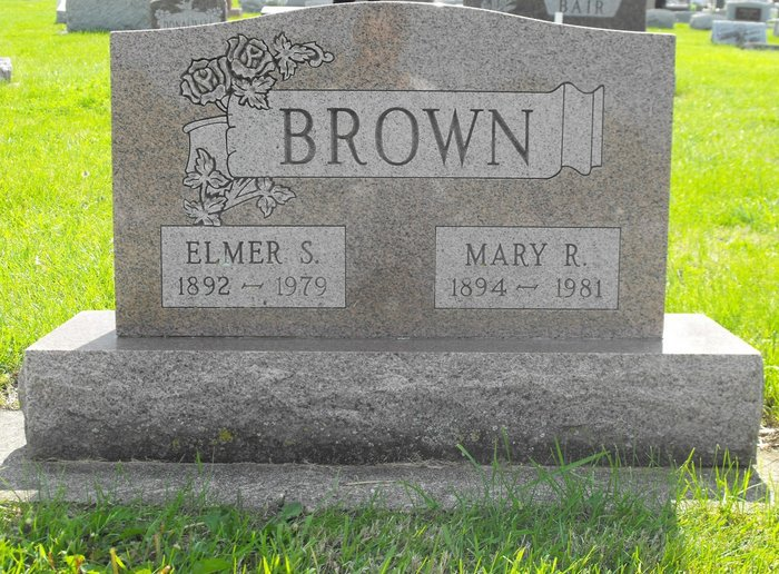Mary Ruth <i>Hirsch</i> Brown