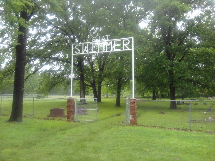 Swimmer Cemetery