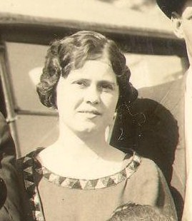 Mabel Mary <i>Moore</i> Egan