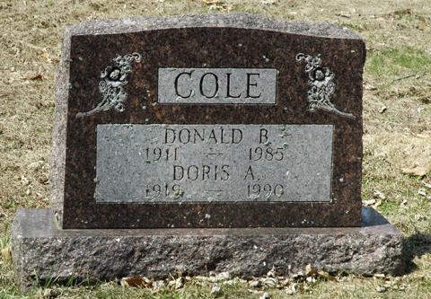 Doris A. <i>Bell</i> Cole