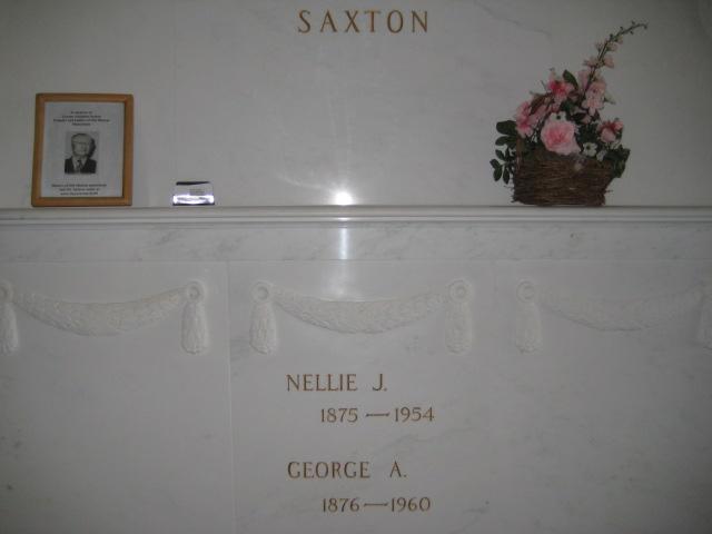 George Adolphus Saxton